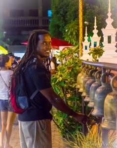 Latest update About One Away Travel & inspiration at my 1st Sunday Night Street Market in Chiang Mai -August 2013