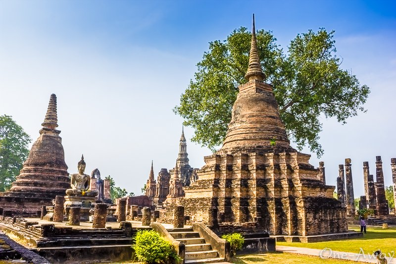 Sukhothai Historical Park - UNESCO World Heritage Site