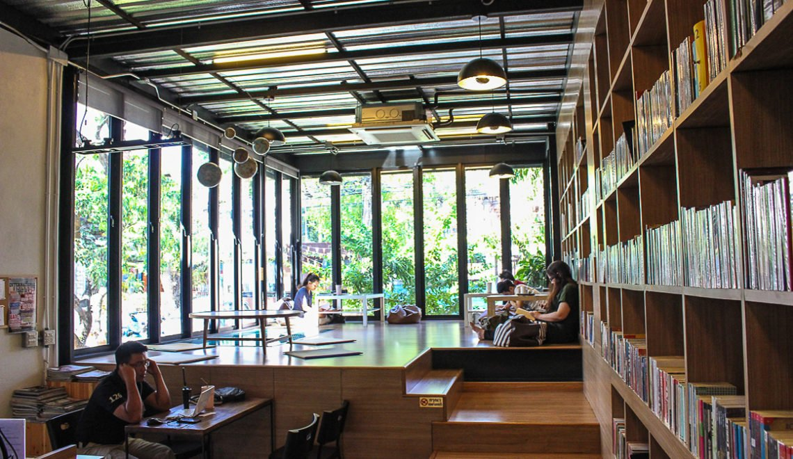 Librarista - Chiang Mai - Education is the Key